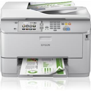 Tiskárna multifunkční Epson WorkForce PRO WF-5620DWF A4, 34str./min, 30str./min, 4800 x 1200, 128 MB, duplex, WF, USB - bílé