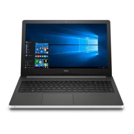 """Ntb Dell Inspiron 15 5000 i3-5005U, 4GB, 1TB, 15.6"""""""", HD, DVD±R/RW, nVidia 920M, 2GB, BT, CAM, W10 - bílý"""