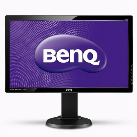 """Monitor BenQ GL2450HT Flicker Free 24"""""""",LED, TN, 2ms, 12000000:1, 250cd/m2, 1920 x 1080,"""