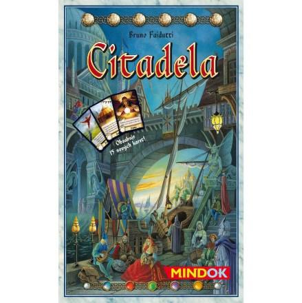 Hra Mindok Citadela