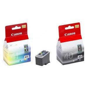 Inkoustová náplň Canon PG40/CL-41 , 16,9ml originální - černá/červená/modrá/žlutá