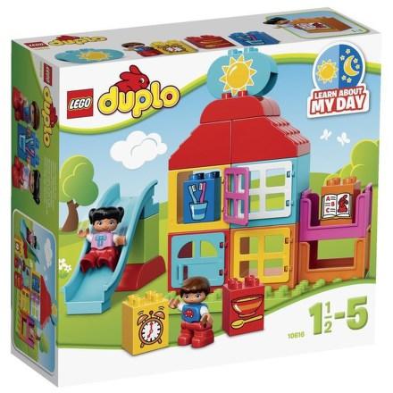 Stavebnice Lego® DUPLO Toddler 10616 Můj první domeček na hraní