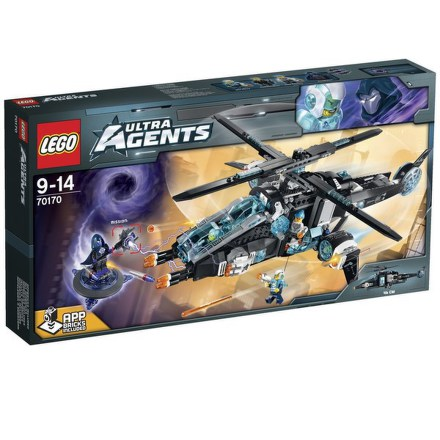 Stavebnice Lego® Ultra Agents 70170 UltraCopter vs. AntiMatter