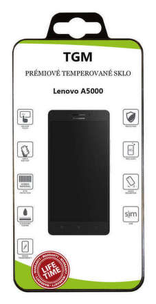 Ochranné sklo TGM pro Lenovo A5000