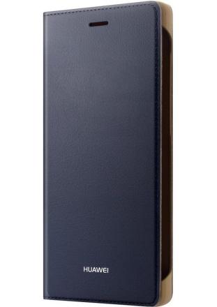 Pouzdro na mobil flipové Huawei pro P8 Lite - modré