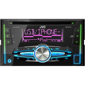 JVC KW R710 2DIN AUTORÁDIO S CD
