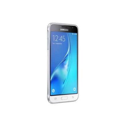 Mobilní telefon Samsung Galaxy J3 2016 (SM-J320) Dual SIM - bílý