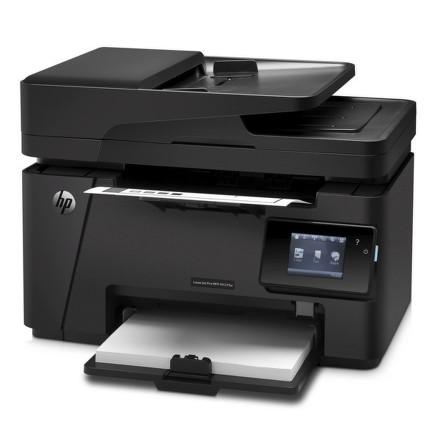 Tiskárna multifunkční HP LaserJet Pro M127fw A4, 20str./min, 600 x 600, 128 MB, WF, USB - černá
