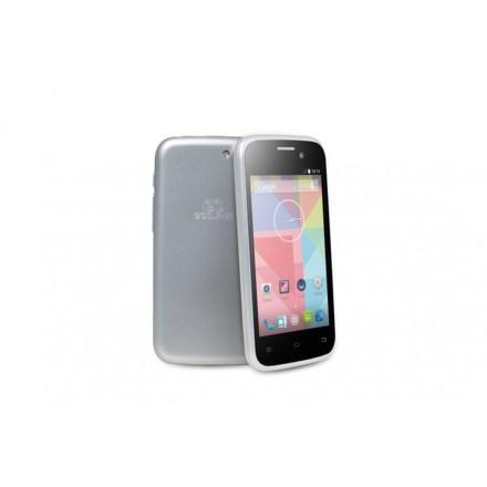 Mobilní telefon GoClever Quantum2 400 Dual SIM - černý/stříbrný