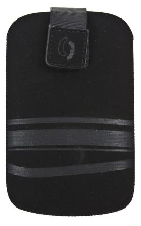 Pouzdro HTC HD2 FRESH SPLIT Black