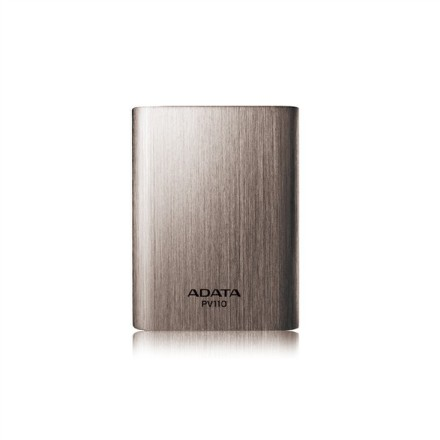 Power Bank A-Data PV110 10400 mAh - titanium