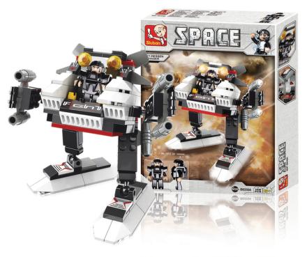 Sluban Robot pronásledovatel