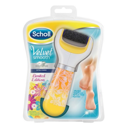 VELVET SMOOTH DIAMOND SUMMER SCHOLL