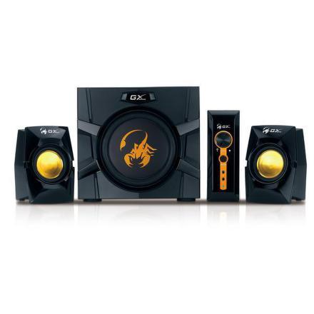 Reproduktory Genius GX Gaming SW-G2.1 3000 - černé/žluté