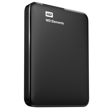 Western Digital Elements Portable 750GB USB 3.0