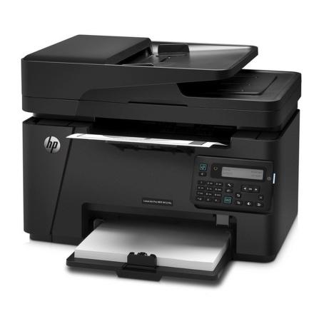 Tiskárna multifunkční HP LaserJet Pro M127fn A4, 20str./min, 600 x 600, 128 MB, USB - černá