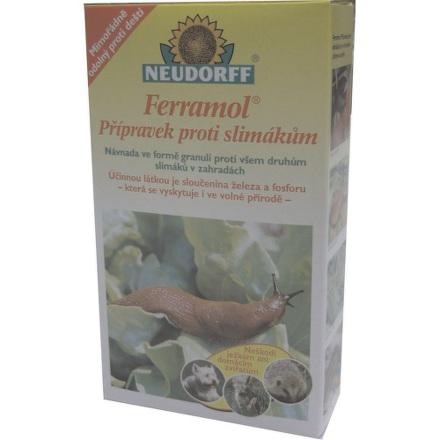 Granulát Agro Ferramol proti slimákům 500 g