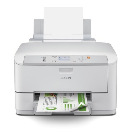 Tiskárna inkoustová Epson WorkForce PRO WF-5190DW A4, 30str./min, 34str./min, 4800 x 1200, 128 MB, WF, USB