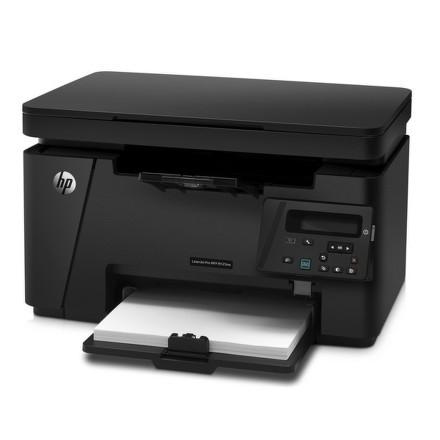 Tiskárna multifunkční HP LaserJet Pro M125nw A4, 20str./min, 600 x 600, 128 MB, WF, USB - černá