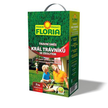 Osivo Agro Floria Král trávníků 2 kg