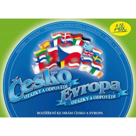 Hra ALBI Česko/Evropa - rozšíření
