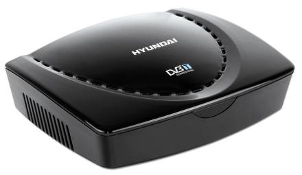DVB-T přijímač Hyundai 150 U, USB vstup