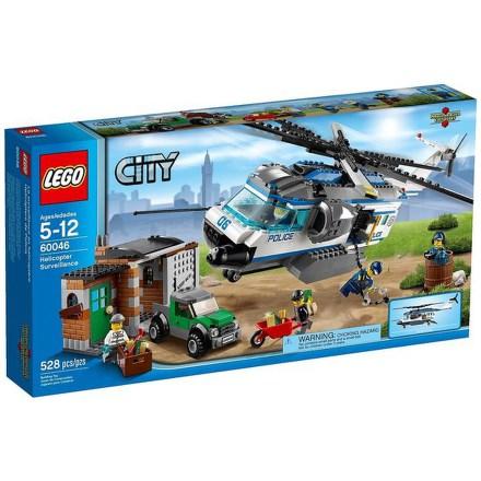 Stavebnice Lego® City 60046 Vrtulníková hlídka