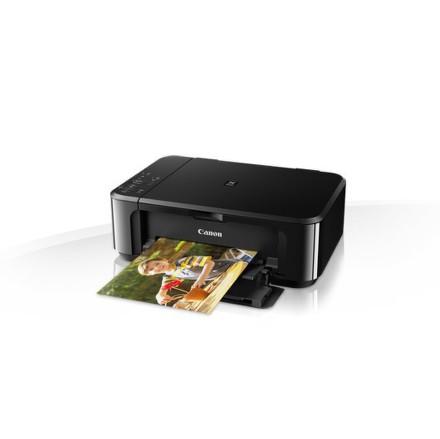 Tiskárna multifunkční Canon PIXMA MG3650 A4, 10str./min, 5str./min, 4800 x 1200, duplex, WF, USB - černá