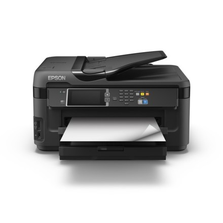 Tiskárna multifunkční Epson WF-7610DWF A3, 32str./min, 20str./min, duplex, WF, USB - černá