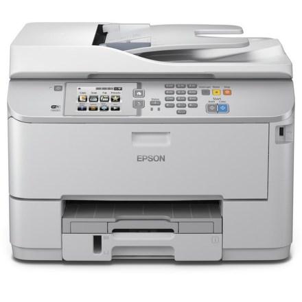 Tiskárna multifunkční Epson WorkForce PRO WF-5690DWF A4, 34str./min, 30str./min, 4800 x 1200, 128 MB, duplex, WF, USB - bílé