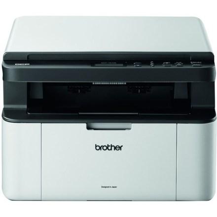 Tiskárna multifunkční Brother DCP-1510E A4, 20str./min, 2400 x 600, 16 MB, USB - černá/bílá