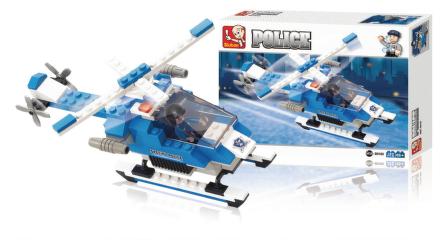 Sluban Policejní vrtulník