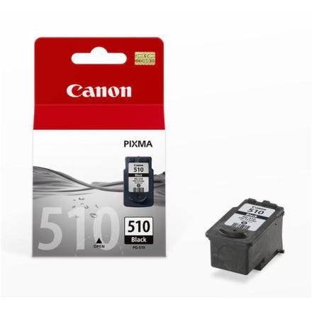 Inkoustová náplň Canon PG-510Bk, 9ml originální - černá