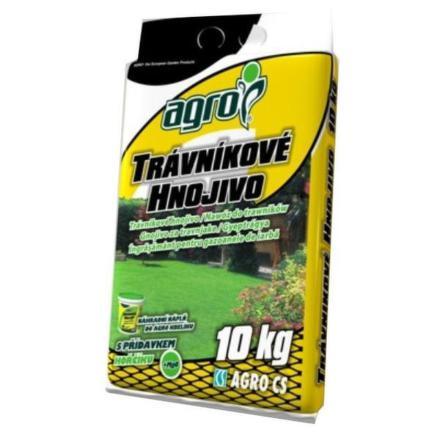 Hnojivo Agro Trávníkové hnojivo 10 kg CZ
