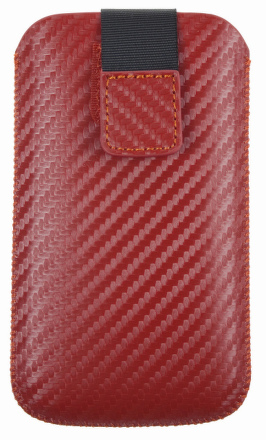 Pouzdro FRESH Galaxy S2 Elegant Red