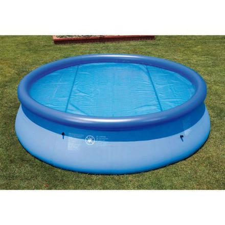 Solární plachta Steinbach pro bazény Easy Set & Frame Set o prům. 244 cm