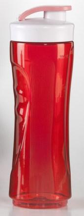 Velká láhev smoothie mixéru Domo DO434BL-BG červená