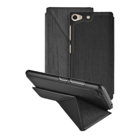 Pouzdro na mobil flipové GoGEN pro Lenovo VIBE X2 - černé