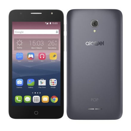 Mobilní telefon ALCATEL POP 4+ 5056D - slate