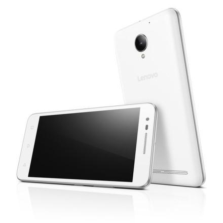 Mobilní telefon Lenovo C2 Power - bílý