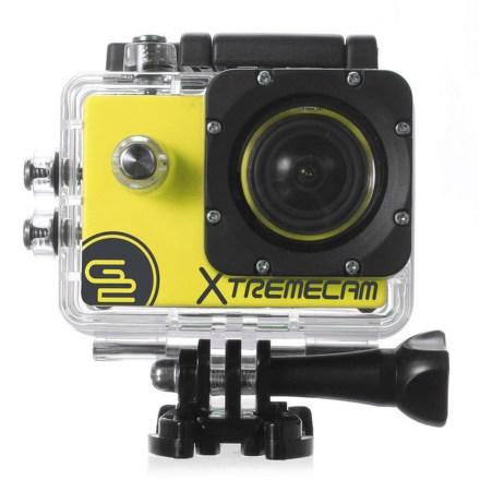 Outdoorová kamera GoGEN XTREME CAM 10Y, žlutá