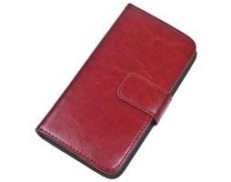 Pouzdro BOOK UNI L Red