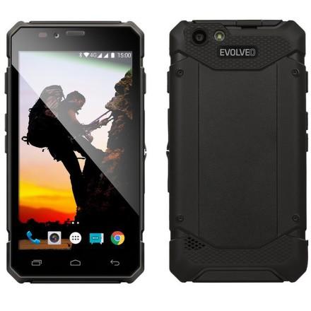 Mobilní telefon Evolveo StrongPhone Q6 LTE - černý