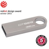 Flash USB Kingston DataTraveler SE9 32GB USB 2.0 - kovový