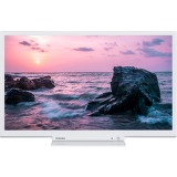 TOSHIBA 24W1764DG HD TV T2/C/S2 WHITE