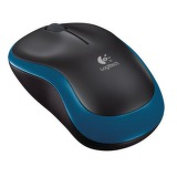 Logitech Wireless Mouse M185 - modrá