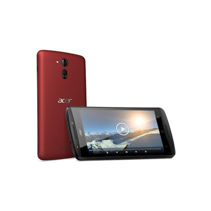 Acer Liquid E700 TS QC 5IPS 2GB 16GB RED