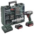 Aku vrtačka Metabo BS 14.4 Set MD 602206880