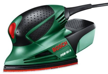 Bruska vibrační Bosch PSM 80 A