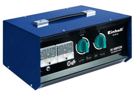 Nabíječka autobaterií Einhell BT-BC 30 Blue